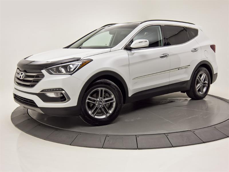 2017 Hyundai Santa Fe