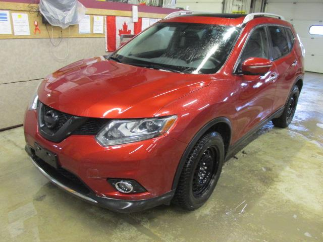 2014 Nissan Rogue AWD 4dr #1169-2-54