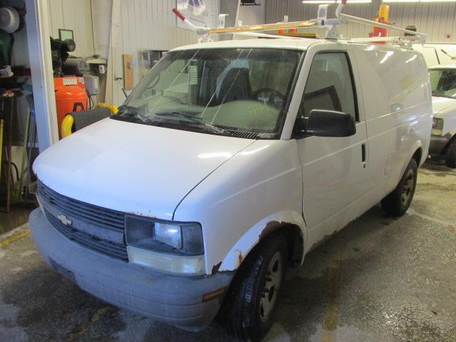 2003 Chevrolet Astro Cargo Van 111.2 WB AWD #1171-1-20