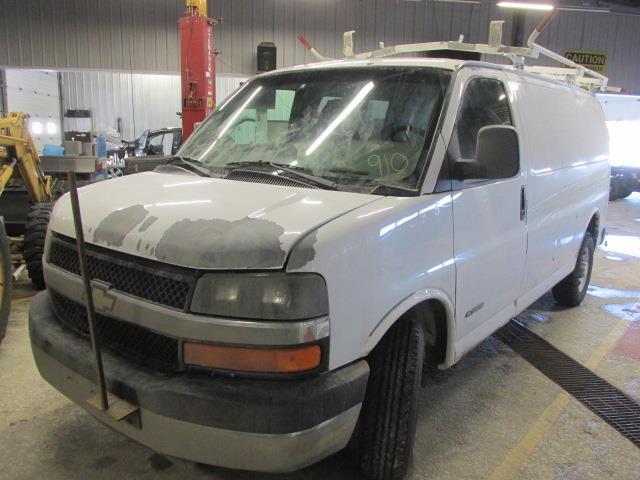 2003 Chevrolet Express Cargo Van 2500 135 WB RWD #1171-1-50