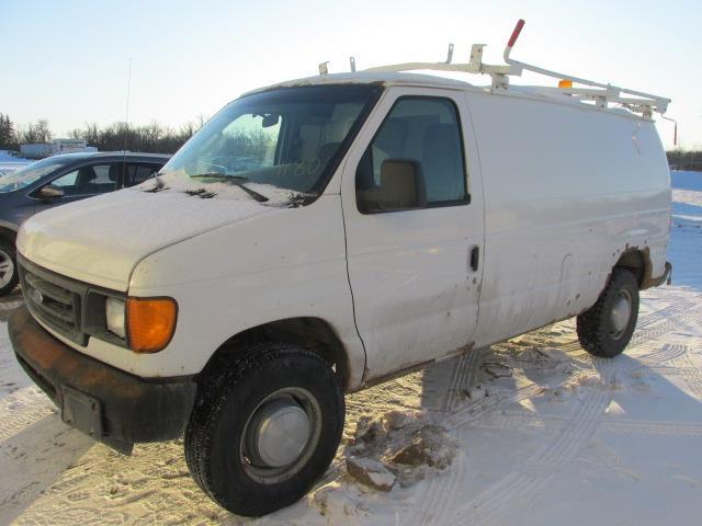 2006 Ford Econoline Cargo Van E-250 #1171-1-65