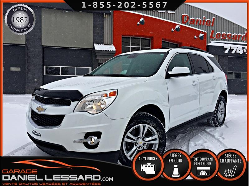 Chevrolet Equinox 2013 2LT AWD CUIR TOIT OUVRANT #30055