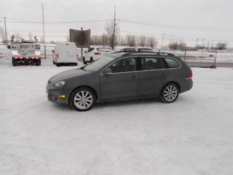 2014 Volkswagen Golf Wagon Highline #18-45A5897