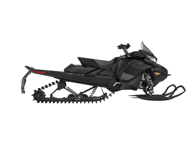Ski-Doo BACK COUNTRY 600 R E-TEC 2020
