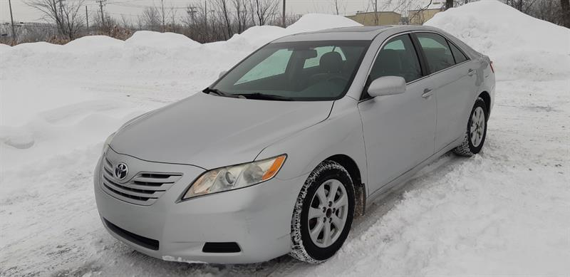 Toyota Camry 2007 4dr Sdn I4 #10