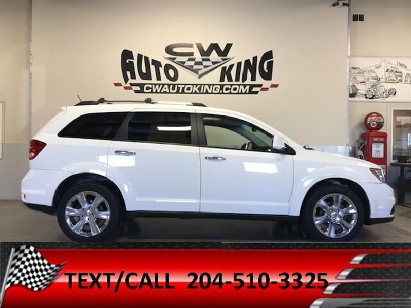 2012 Dodge Journey R/T . LOW Kms. / AWD/Leather/Roof/7-Passanger #20042516