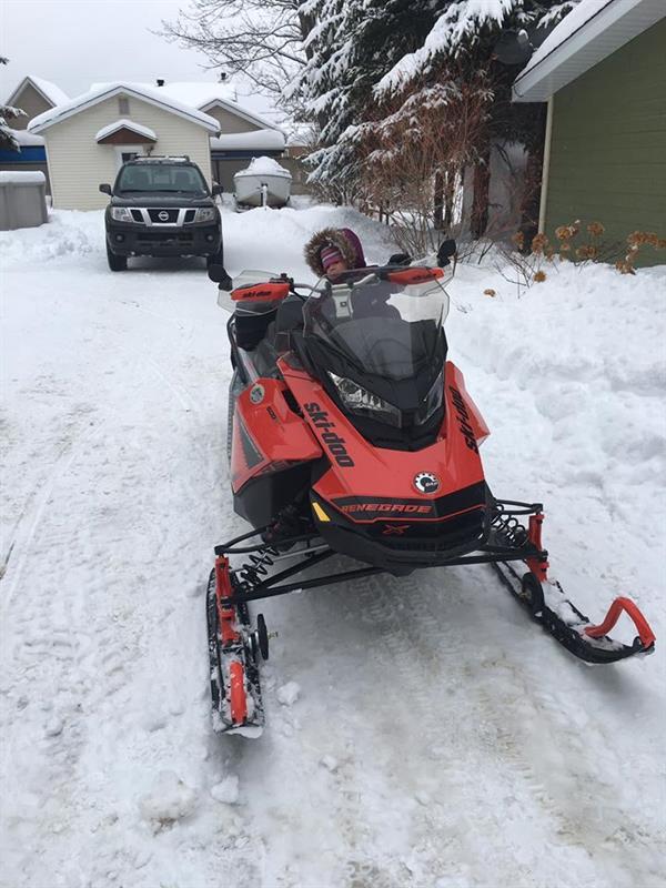 2019 Ski-Doo Renegade X