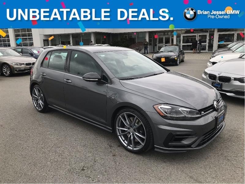 2018 Volkswagen Golf R 4Motion #BP9394