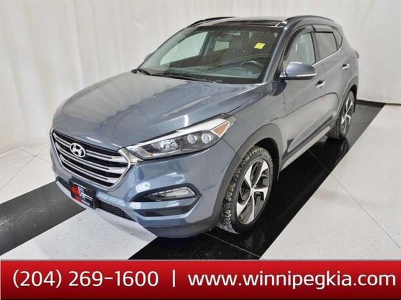 2017 Hyundai Tucson Limited #17HT47526