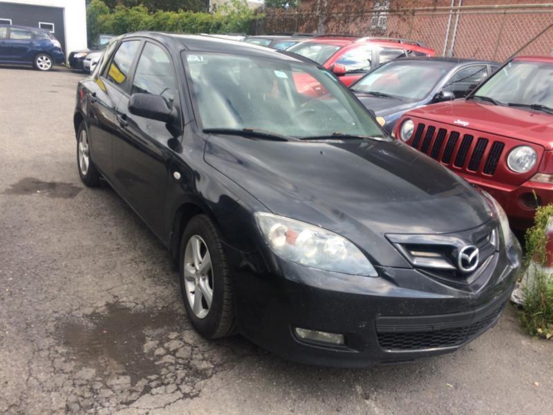 2008 Mazda 3 Sport 2008.5