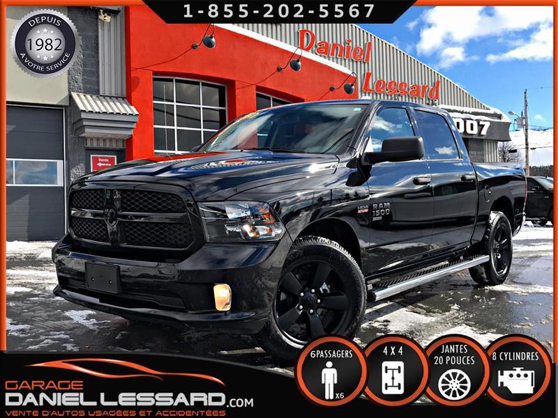 Dodge Ram 1500 2019 00792 KM ! APPARANCE SPORT, CREW, HEMI, 4X4, MAGS #90065