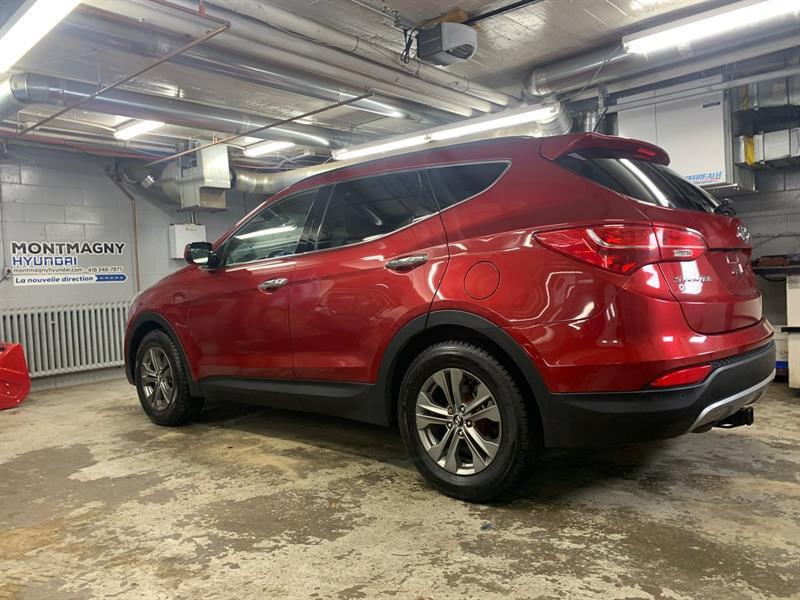 Hyundai Santa Fe 4