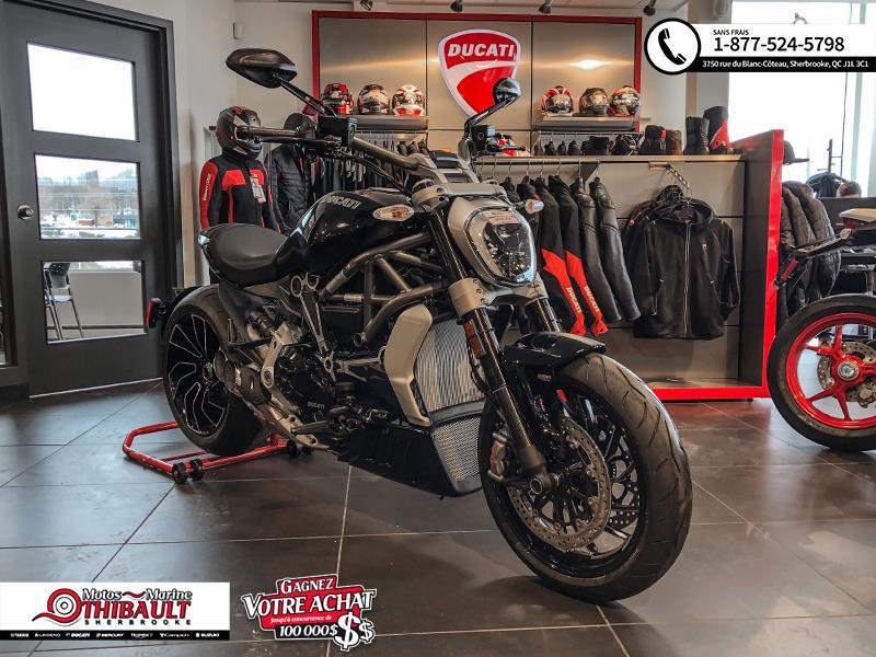Ducati X Diavel S 2019