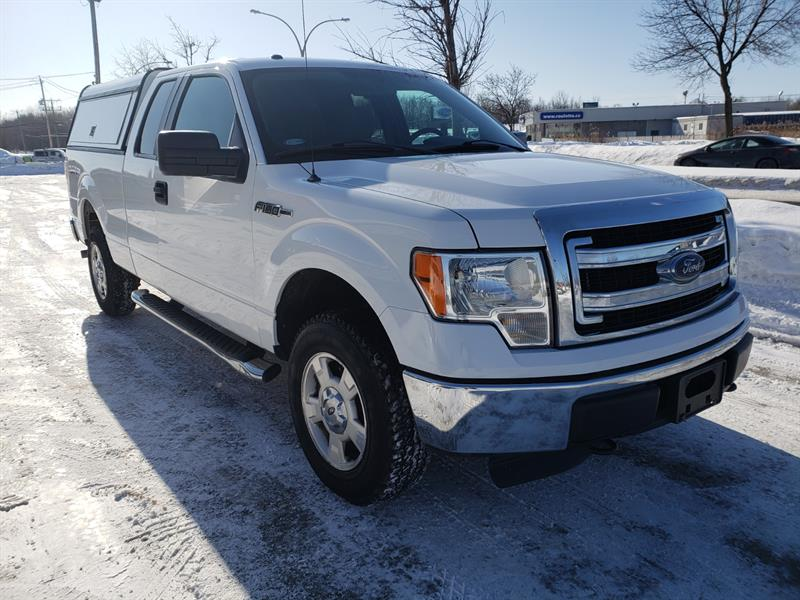 Ford F-150 2013 4WD SuperCab #DKG00310