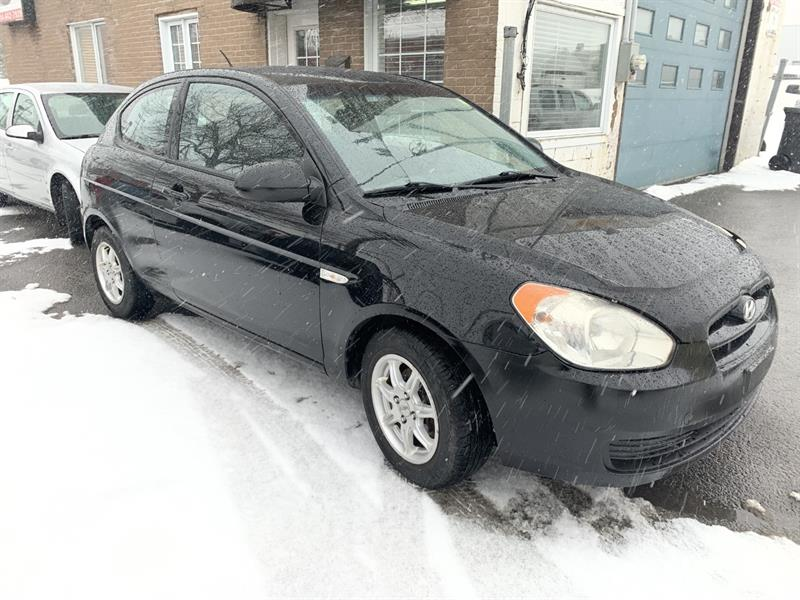 Hyundai Accent Hatchback 2007 A/C MAGS VITRES #20-062