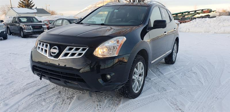 Nissan Rogue 2012 AWD 4dr #640
