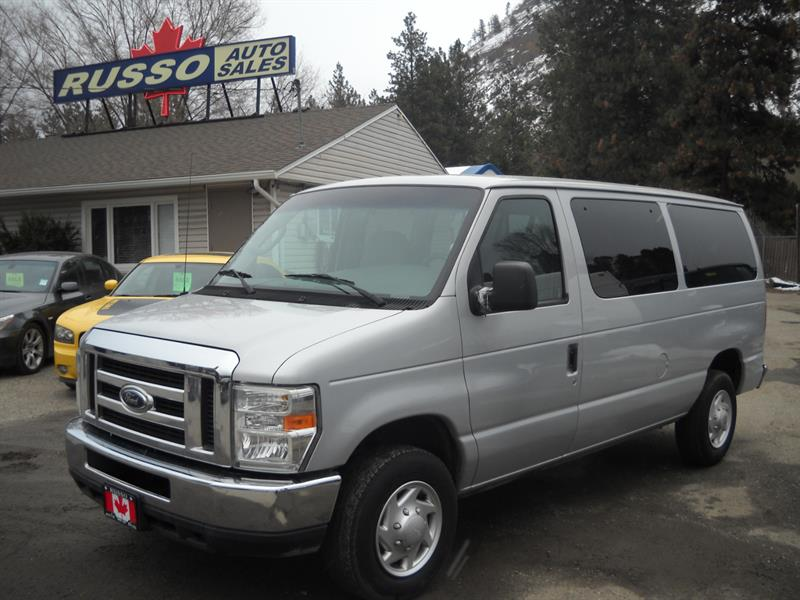 2008 Ford Econoline Wagon E-350 Super Duty #3462