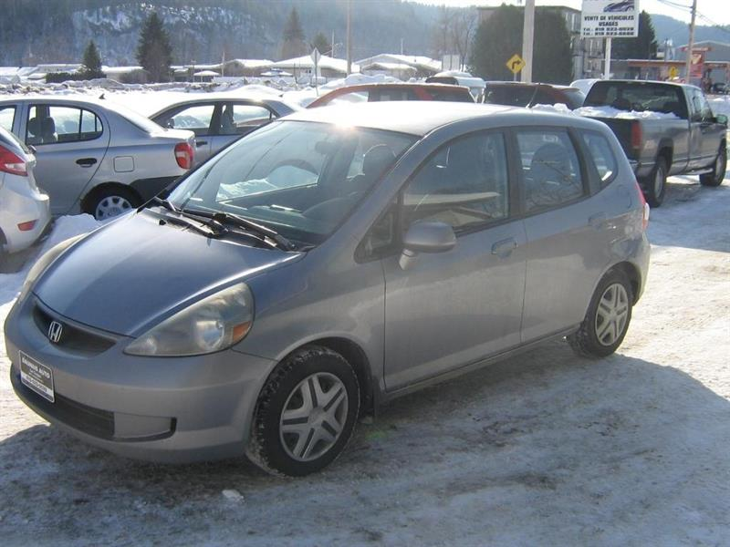 2008 Honda Fit Dx #18-373