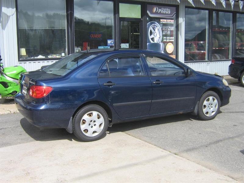 Toyota Corolla 2003 Ce/sport/le #17-323