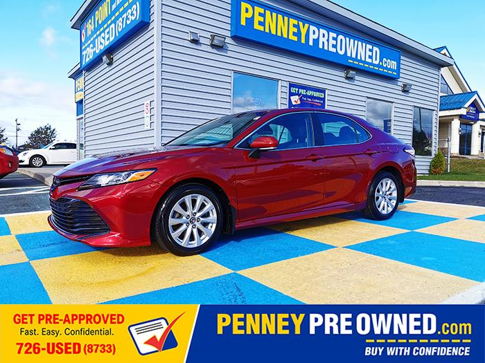 2018 Toyota Camry LE #LP3668