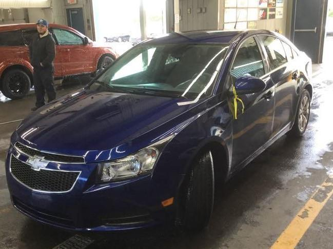 Chevrolet Cruze 2013  LT ** Prix $6750.**PAY WEEKLY $35 SEMAINE ** #2424  **305188