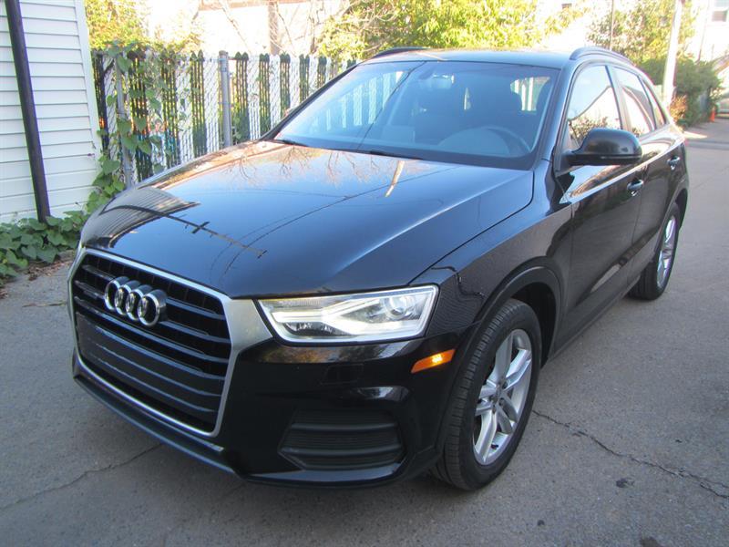 Audi Q3 2016 Komfort **Prix $20950 **PAY WEEKLY $69 SEMAINE ** #2425 **007337