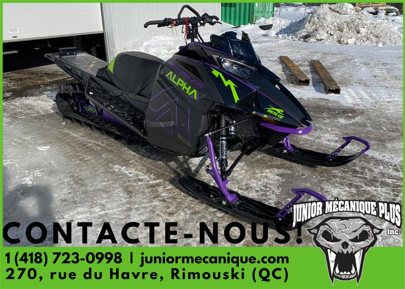 Arctic Cat M8000 MOUNTAIN CAT ALPHA ONE 165 2019