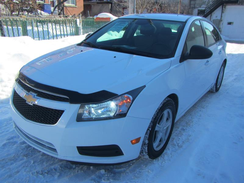 Chevrolet Cruze 2014 1LS ** PAY WEEKLY $39 SEMAINE ** #2408 **319447