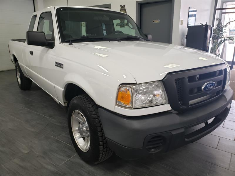 Ford Ranger 2011 SuperCab XL #BPA47791