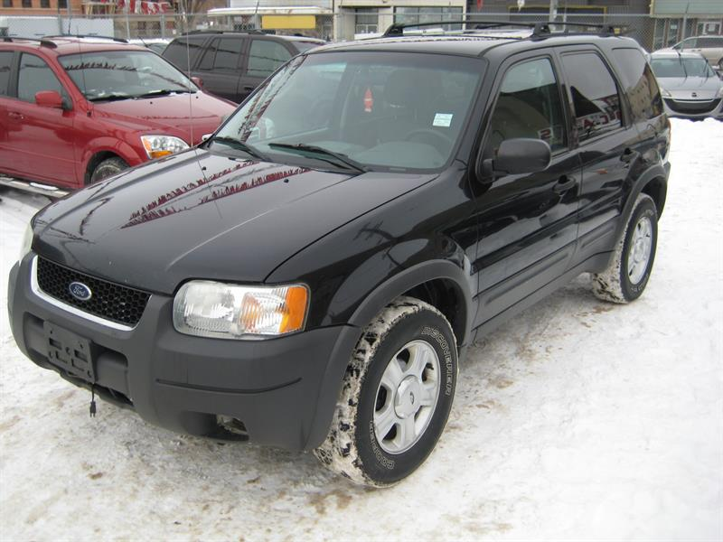 2003 Ford Escape 4dr XLT 4WD #B52387