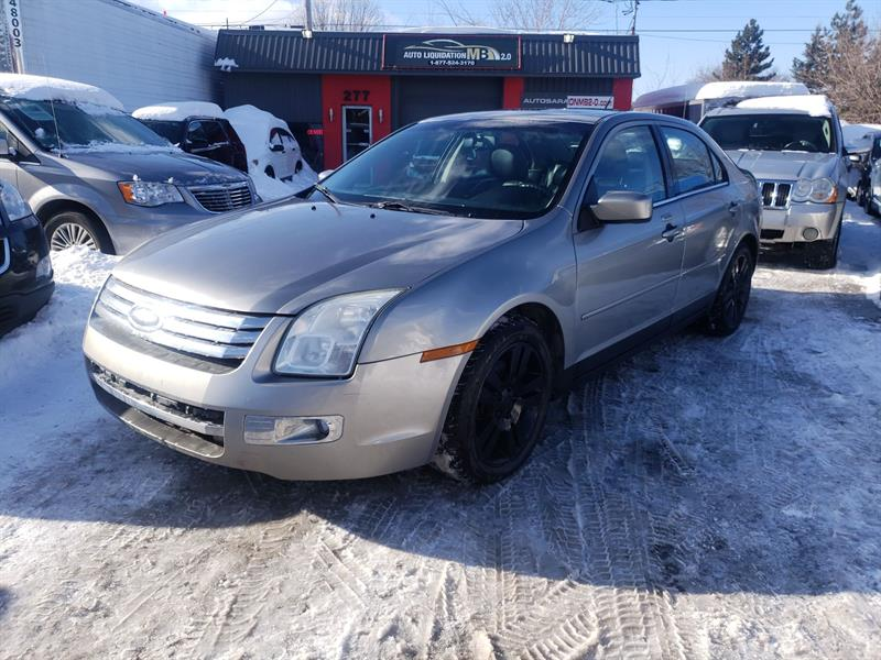 Ford Fusion 2009 4dr Sdn V6 SEL AWD #325