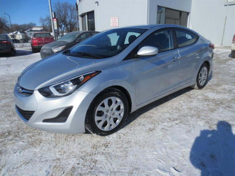 2016 Hyundai Elantra 4dr Sdn Auto GL - Heated Seats/Bluetooth #2806