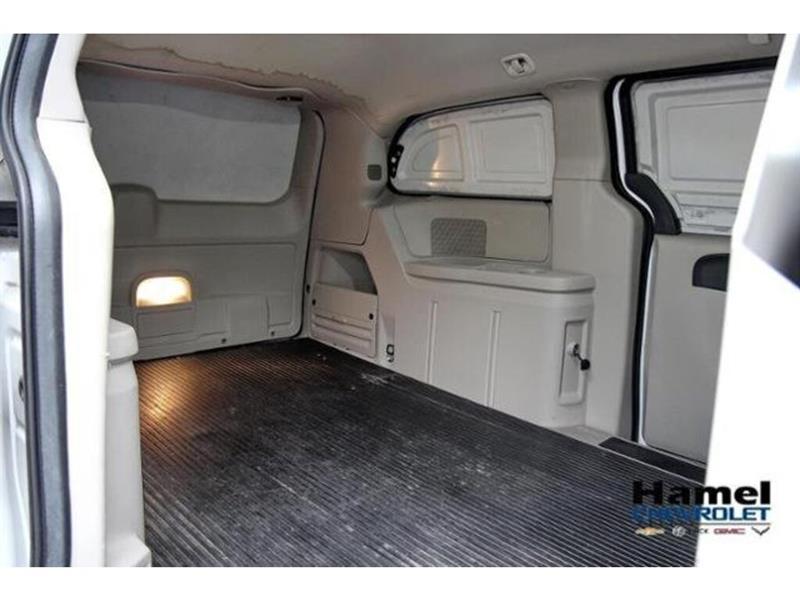 Ram Cargo Van 33