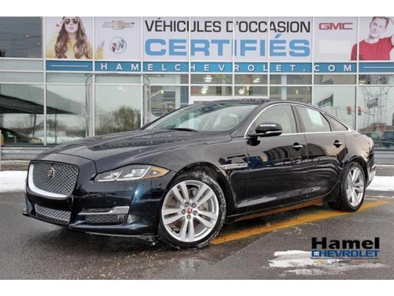 2016 Jaguar XJ Series