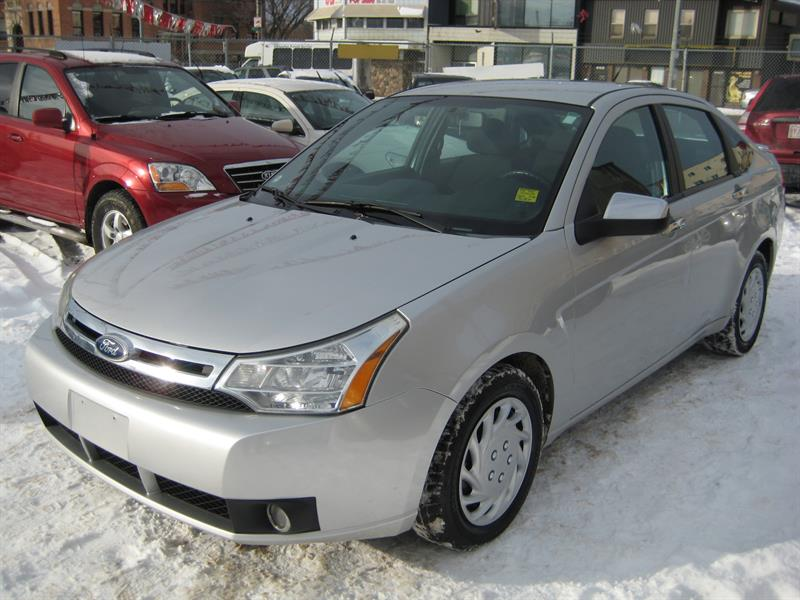 2011 Ford Focus 4dr Sdn SE #198841