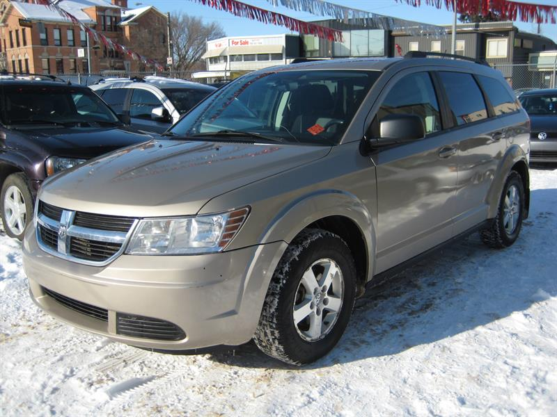 2009 Dodge Journey FWD SE #544598