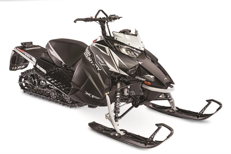 Arctic Cat XF 8000 HIGH COUNTRY 153 LTD 2019