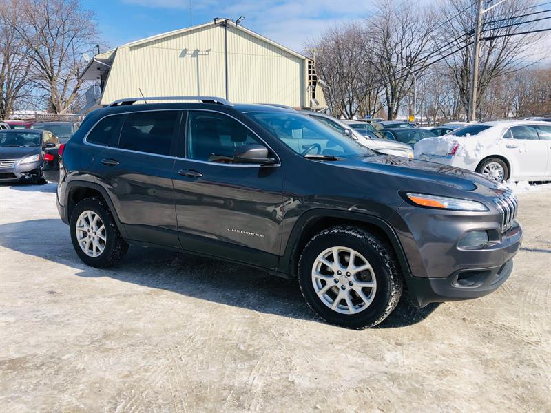 Jeep Cherokee 2014 4WD-Air-Camera-Mags-Siéges Chauffant #98773-2