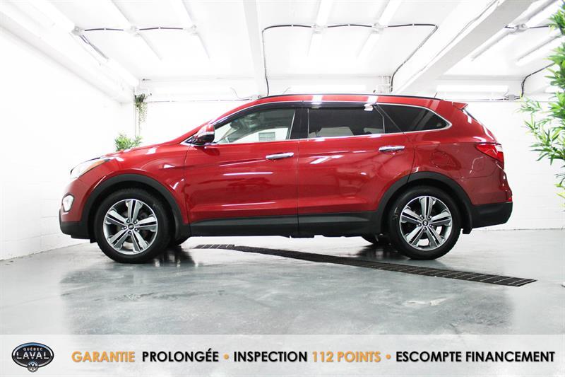 Hyundai Santa Fe XL 2014