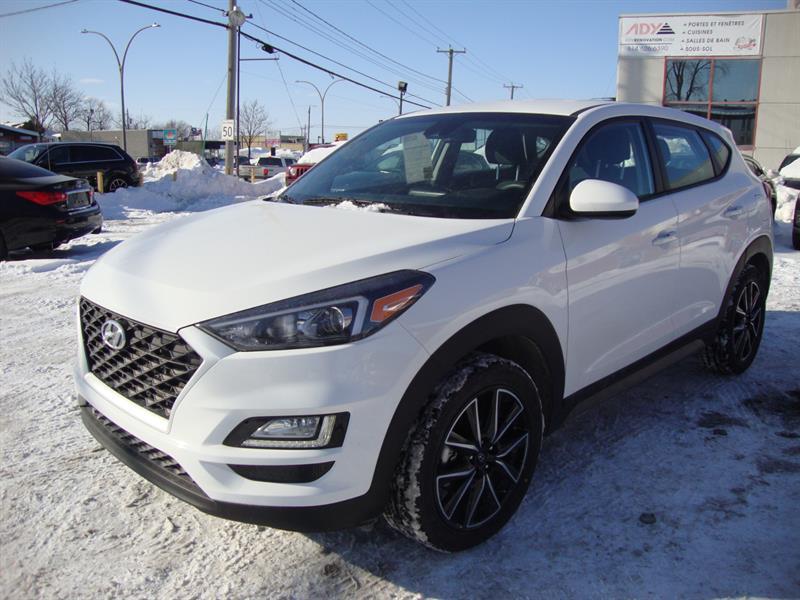Hyundai Tucson 2019 SPORT AWD 19MAGS-CAMERA-BLUETOOTH #S38-4419