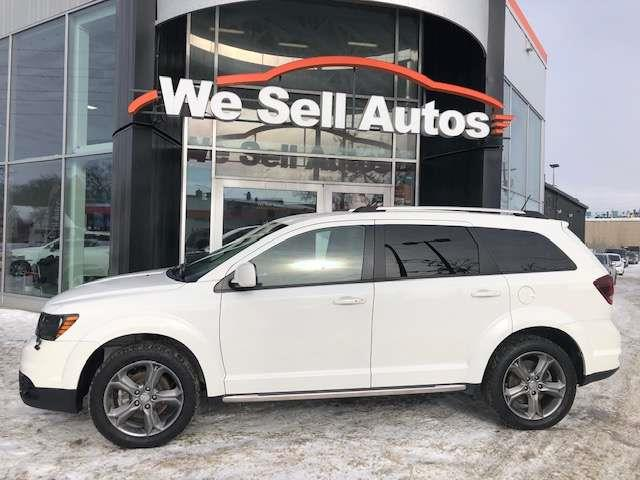 2017 Dodge Journey Crossroad #17DJ23121