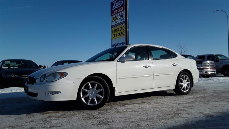 2005 Buick Allure CXS #P644