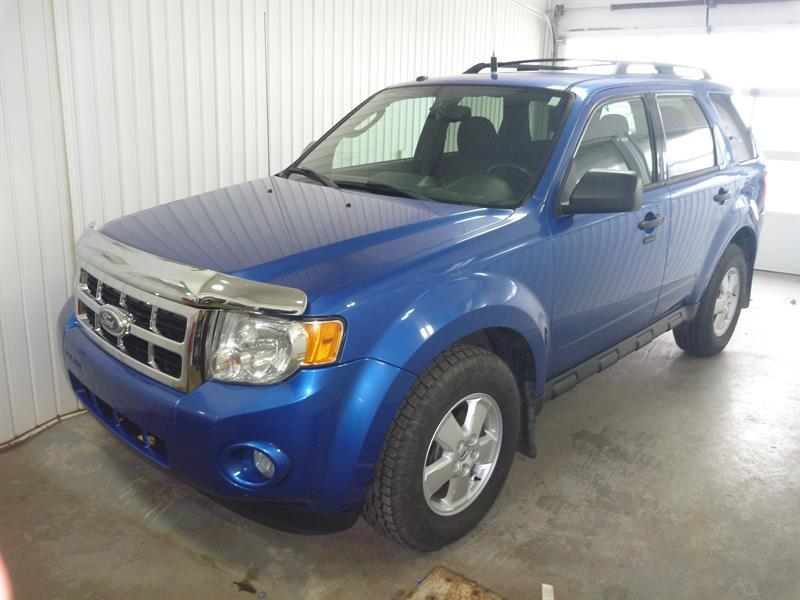 2011 Ford Escape 4WD
