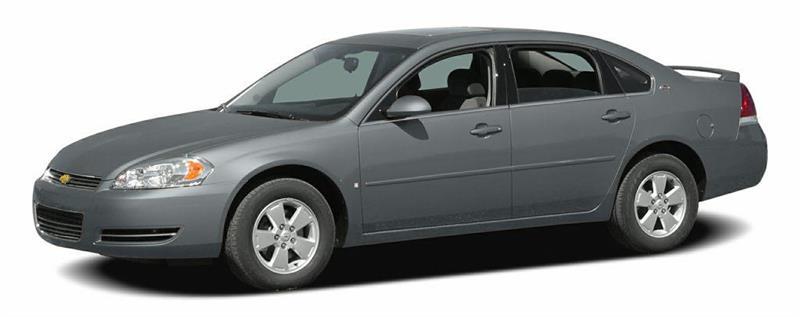 2007 Chevrolet Impala LT #L-007A