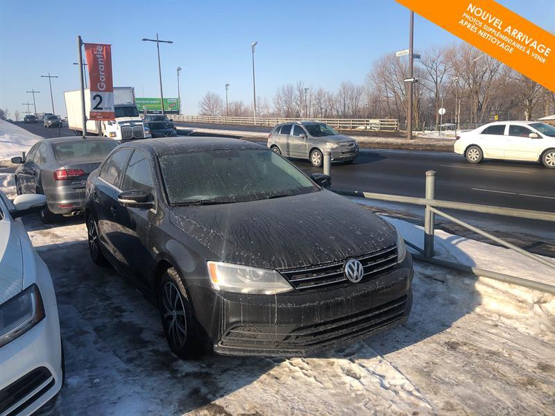 Volkswagen Jetta Sedan 2016