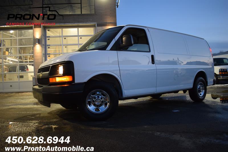 Chevrolet Express Cargo Van 2014 RWD 2500 135 ** Voir équipement ** #1234