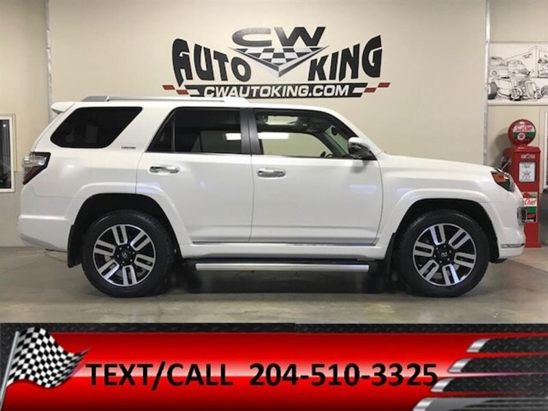2016 Toyota 4Runner Limited / 7-Passanger / 4x4 / Local / Finance #20042539