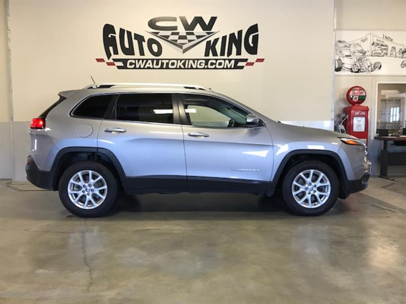 2015 Jeep Cherokee 4WD 4dr North #20042579