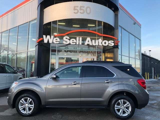 2010 Chevrolet Equinox 1LT #17KS30708A