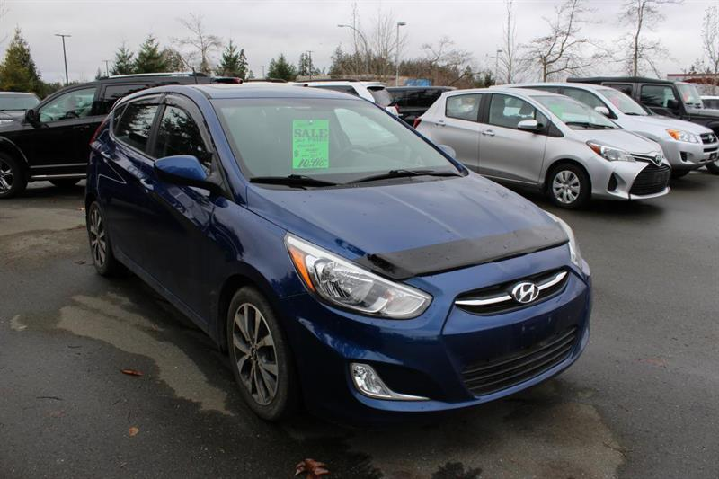 2015 Hyundai Accent SE Hatchback #12632B (KEY 76)